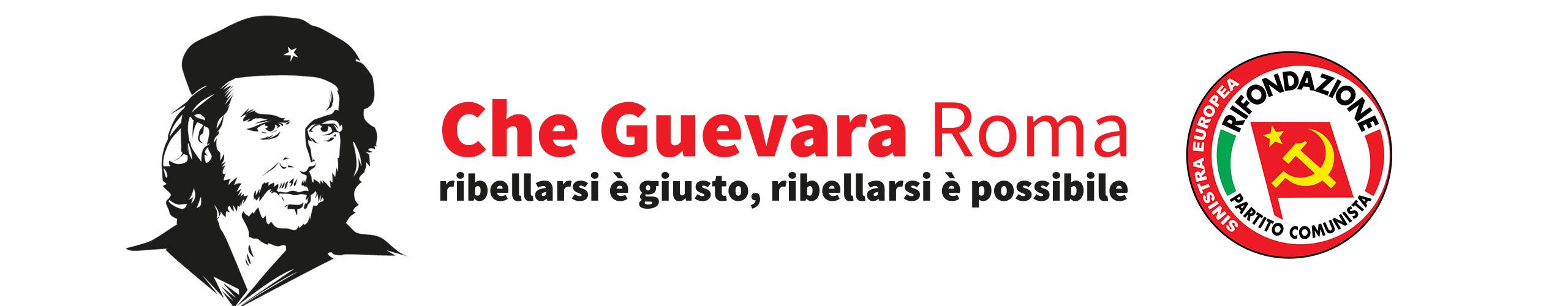 Che Guevara Roma
